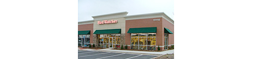Buford location Bird Watcher Supply Company